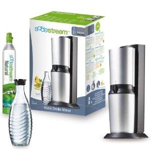 Amazon Gutschein 25€ SodaStream 1016511494 Wassersprudler Crystal